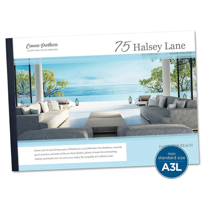 A3 Format Landscape