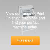 Buy Print Finishing Machines